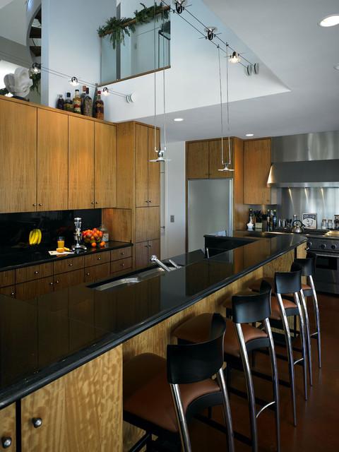 Woodmeister - Kitchen 3 contemporary