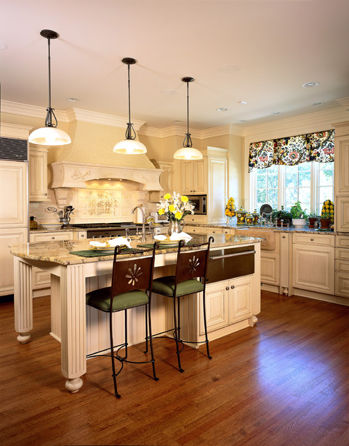 english country manor house in barrington hills traditional kitchen chicago by orren. Black Bedroom Furniture Sets. Home Design Ideas