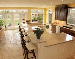 Woodrow Kitchen traditional-kitchen