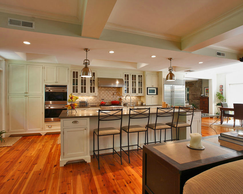 Woodside Addition - Traditional - Kitchen - New York - by ...