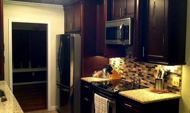 Woodstock Ga Modern Kitchen Remodel Modern Kitchen Atlanta By Johnny Rhino