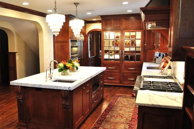 Woodstone Renovation LLC traditional-kitchen