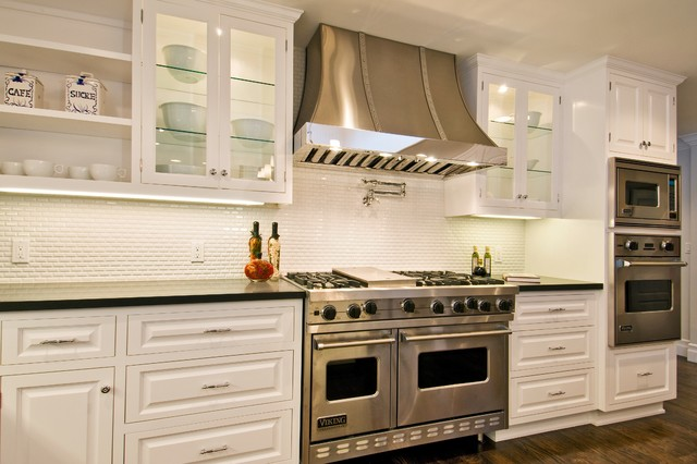 Woodvale Road traditional-kitchen