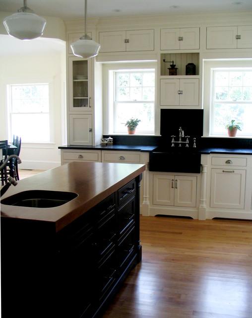 Worthen Estate Traditional Kitchen Boston By