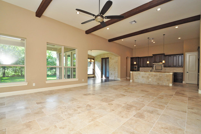 Worthing Ln. traditional-kitchen