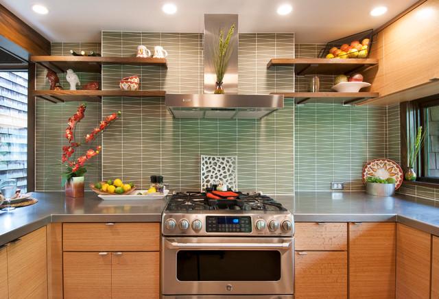 Worthington Oh Mid Century Modern Kitchen Remodel