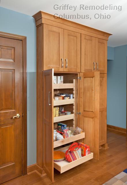 Worthington, Ohio, Kitchen Remodel traditional-kitchen