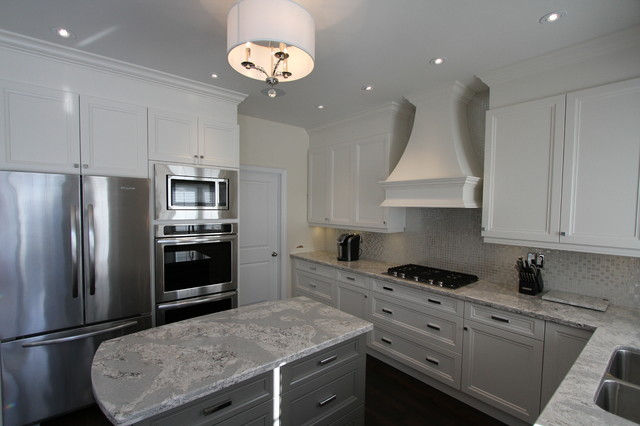 Wow just wow contemporary for Classic kitchen cabinets toronto