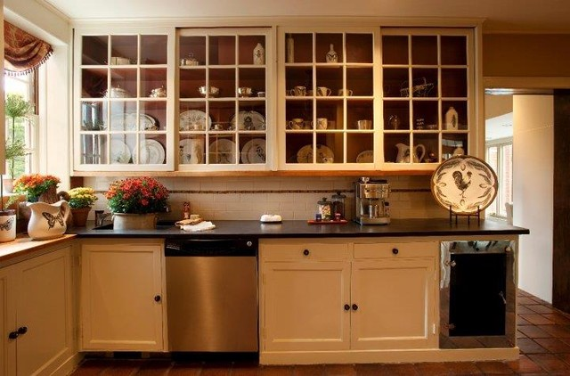 Wright Designer Showhouse traditional-kitchen