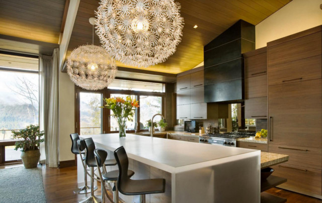 Wrights road cabinets by aspen leaf kitchens for Aspen kitchen cabinets