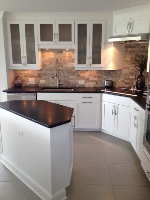 Wrightsville Beach Nc Remodel Modern Kitchen