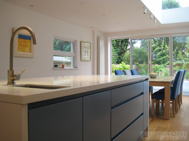 Andy Stone Bespoke Interiors Kitchen Designers & Renovators. Wyatt  contemporary-kitchen