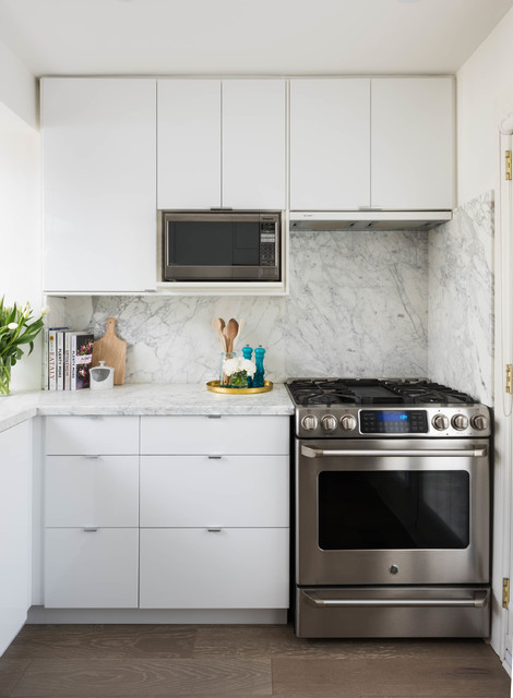 Wychwood Row House Transitional Kitchen Toronto By