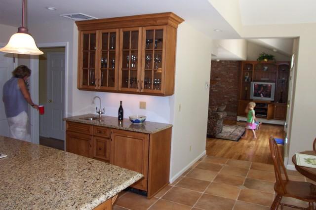 Wykoff Kitchen traditional-kitchen