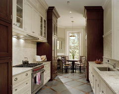 Wyndmoor Residence Kitchen traditional kitchen