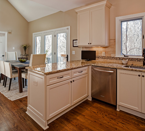 Kitchen Peninsula Counter Overhang: Do You Know The Dimensions Of The Peninsula Cabinets & The