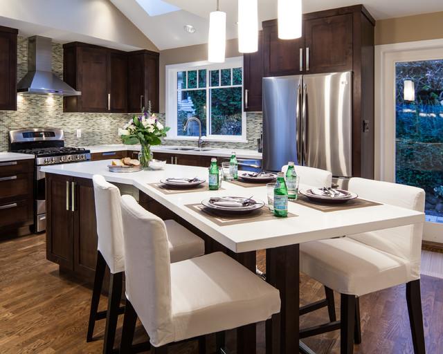 Yale Kitchen transitional-kitchen