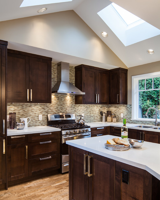 Transitional Kitchen Cabinets: Transitional