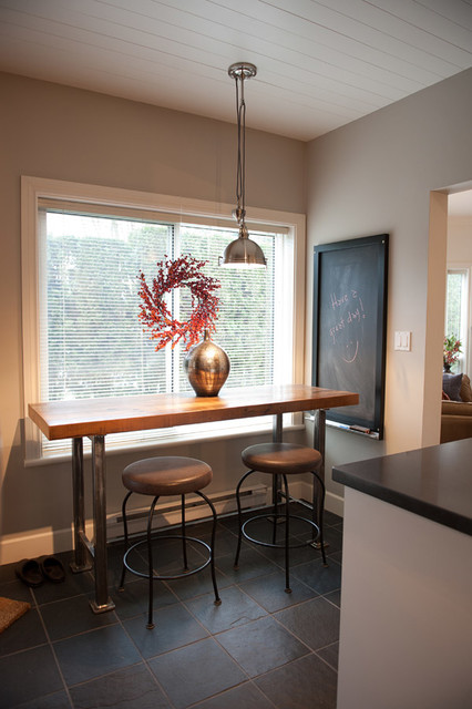 Yale Terrace contemporary-kitchen