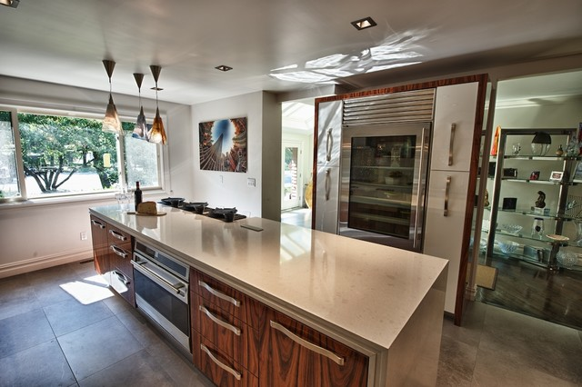 Contemporary Dream Kitchens image gallery of contemporary dream kitchen