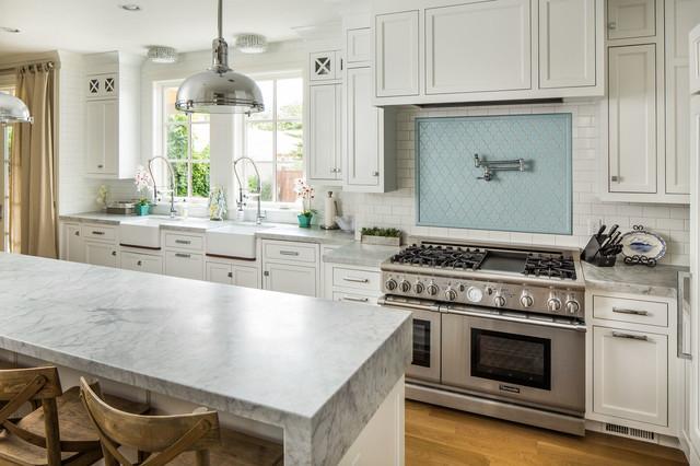 Yalecrest Avenue traditional-kitchen