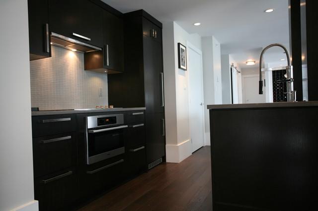 Yaletown - Modern - Kitchen - vancouver - by NRT Development