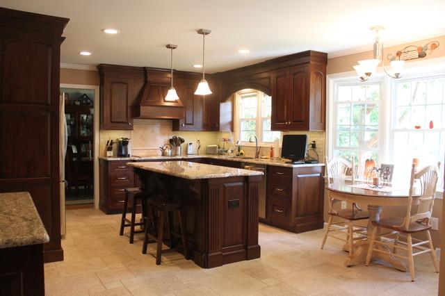 Yardley Pa Traditional Kitchen Philadelphia By