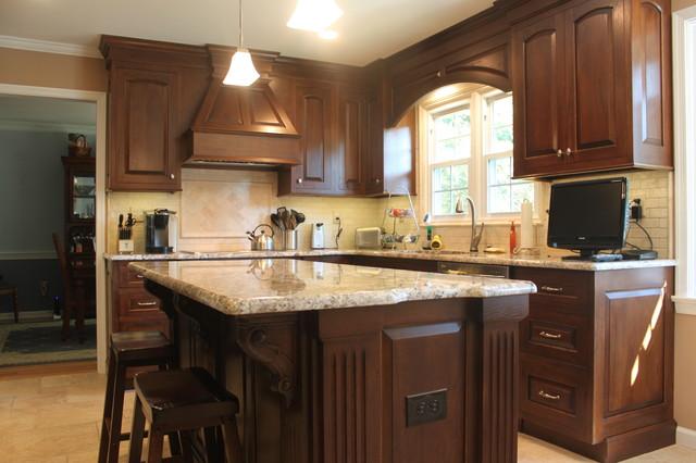 Yardley Custom Kitchen Traditional Kitchen