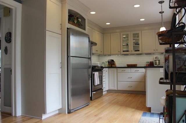 Yardley PA traditional-kitchen