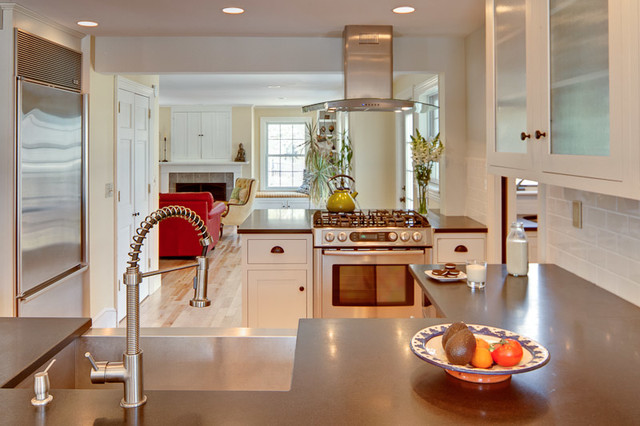 yarmouth traditional kitchen other by maine coast kitchen design