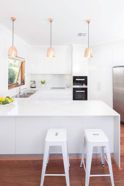 Yarralumla remodel contemporary kitchen canberra for Kitchen designs canberra