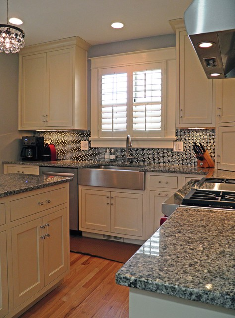 Yaskin Kitchen 5 - Contemporary - Kitchen - DC Metro - by Cameo Kitchens, Inc.