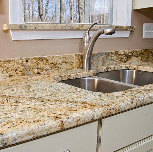 River White Granite Bathroom: Yellow River Granite & Bathrooms