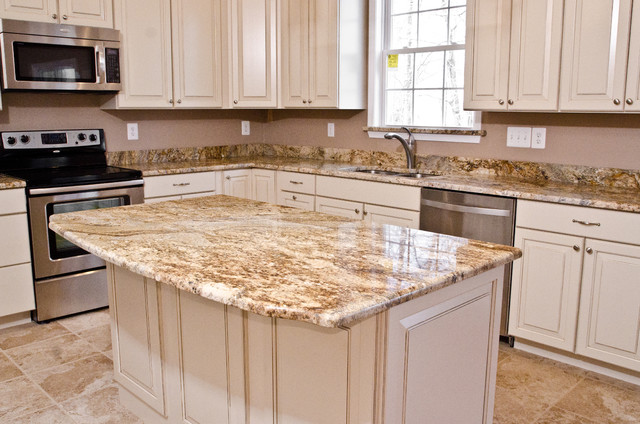 Yellow River Granite Bathrooms