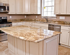 Yellow River Granite & Bathrooms traditional-kitchen