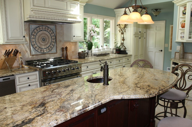 Yellow River Granite Counter Tops