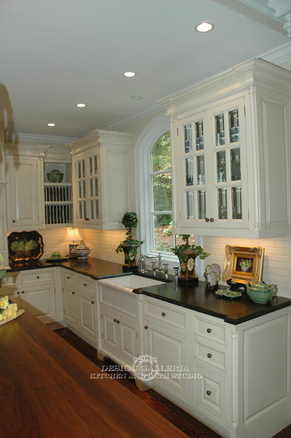 Yellow Roses Traditional Kitchen Atlanta By Design