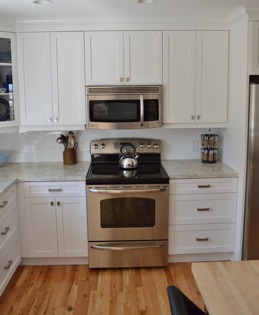 Yeo Residence - Traditional - Kitchen - Other - by A & R Cabinetry Ltd.