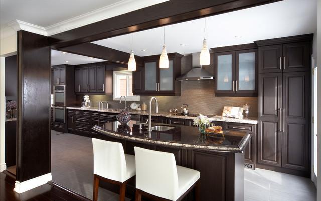 LUX Interior Design · Interior Designers U0026 Decorators. York Hill Home  Calgary Transitional Kitchen