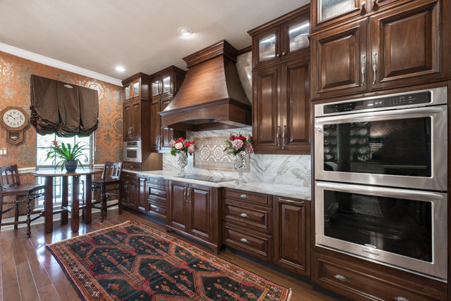 York Remodel Complete traditional-kitchen