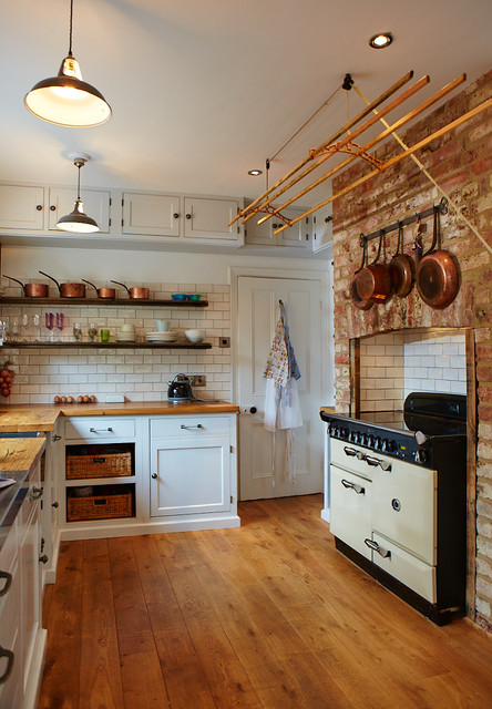 Victorian kitchen traditional kitchen other by the for Traditional victorian kitchen designs