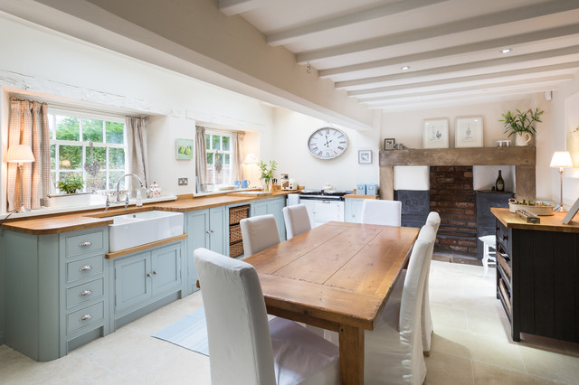Yorkshire cottage country kitchen other by 24mm for Nottingham cottage interior