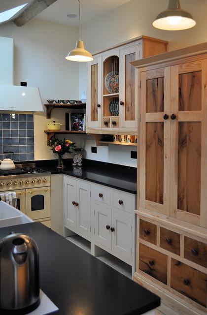 Yorkshire cottage kitchen traditional kitchen other for Kitchen design yorkshire