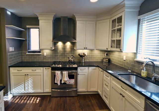 Yorkshire kitchen traditional kitchen other metro for Bathroom cabinets yorkshire