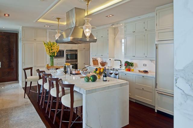 St.Thomas contemporary-kitchen