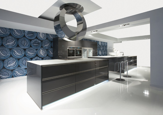 You got ideas? We can make it !! contemporary-kitchen