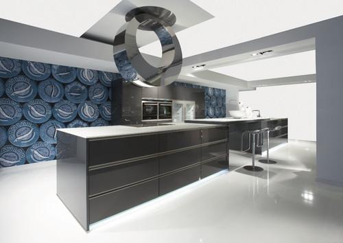 You got ideas? We can make it !! modern kitchen