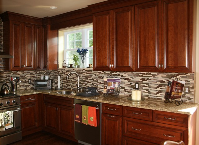 Young Avenue Bronx Traditional Kitchen New York