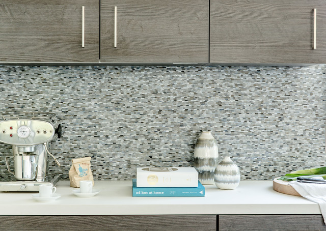 Larkspur Contemporary Kitchen San Francisco By HSH