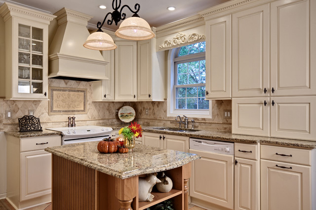 Teri Turan traditional-kitchen